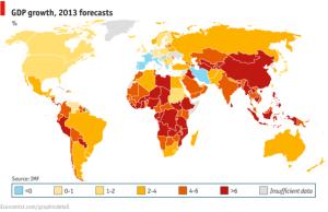 GDP growth 2013