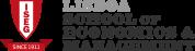 Logo ISEG Portugues Esq