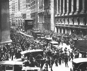crise anos 20