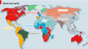 Linguistic Imperialism