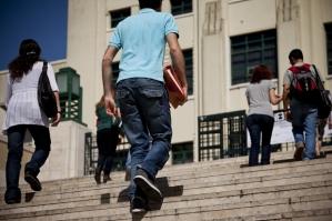 estudantes IST